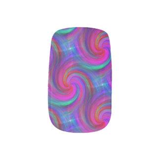 Stickers Pour Ongles Art rêveur de clou de soleil