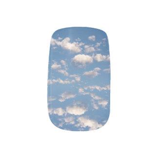 Stickers Pour Ongles Bâches de clou de Minx de spiritueux d'air