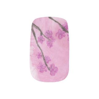 Stickers Pour Ongles Enveloppes de clou de fleurs de cerisier