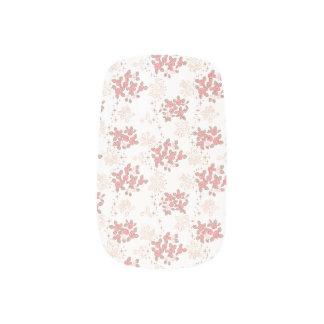 Stickers Pour Ongles Fleur romantique