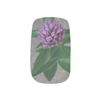 Stickers Pour Ongles Fleur sauvage de pourpre de Lil