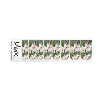Stickers Pour Ongles Fleurs de ressort