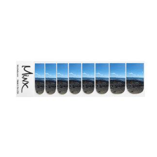 Stickers Pour Ongles Minx d'îles Canaries