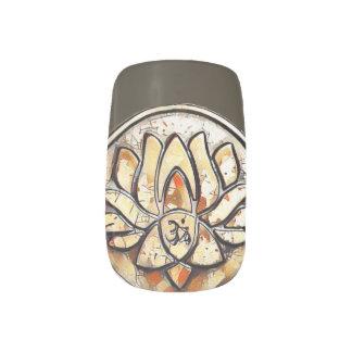 Stickers Pour Ongles Symbole de l'OM de yoga