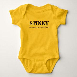 Stinky, le 8ème nain body