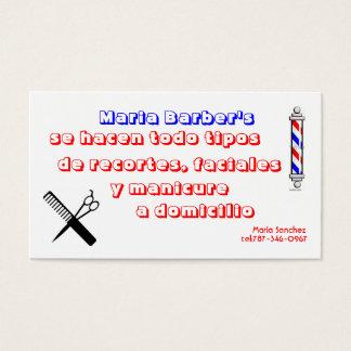 stock-vector-barber-shop-pole-32983312, barber,… cartes de visite