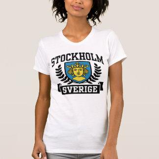 Stockholm Sverige T-shirt