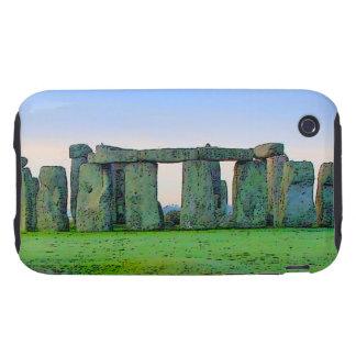 Stonehenge Étuis iPhone 3 Tough