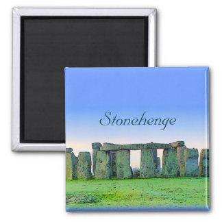 Stonehenge Magnet Carré