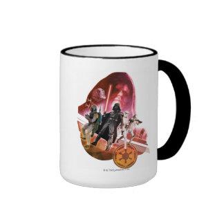 Stormtroopers de groupe mug ringer