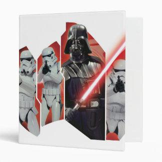 Stormtroopers Lightsabers Classeur 2,54 Cm