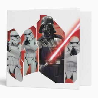 Stormtroopers Lightsabers Classeur 5,08 Cm
