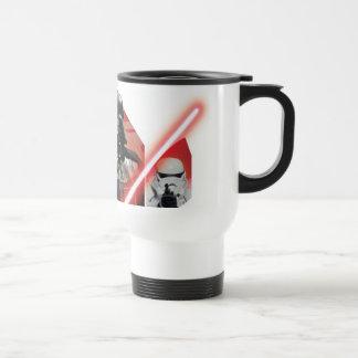 Stormtroopers Lightsabers Mug De Voyage En Acier Inoxydable