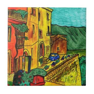 Strada di Artisti Petit Carreau Carré
