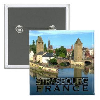Strasbourg Badges