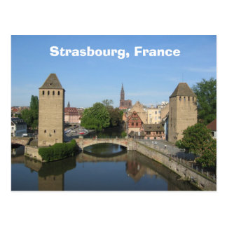 Strasbourg, France Carte Postale