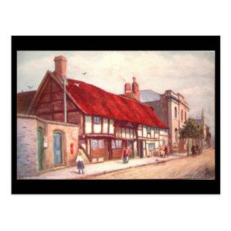 Stratford-sur-Avon, la cour du maçon Carte Postale