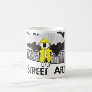 Street Art Tasse