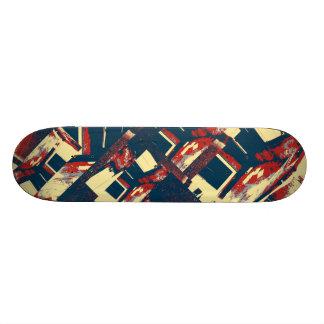 Street de style skateboard old school  21,6 cm
