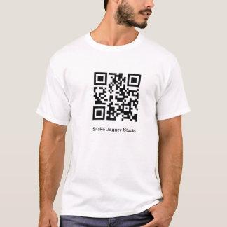 Studio de Jagger de serpent T-shirt