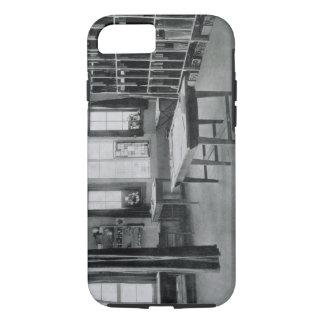 Studio en verre de peinture, des ateliers du B Coque iPhone 8/7