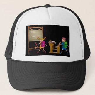 stupéfaction d'école casquette