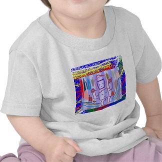 Style 117 élégant de tee - shirt avec graphiques d t-shirt