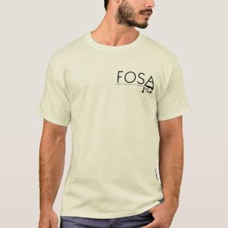Style 2 de T-shirt de FOSA