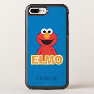 Style de classique d'Elmo Coque OtterBox Symmetry iPhone 8 Plus/7 Plus