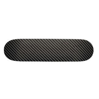 Style de fibre de carbone skateboard old school  21,6 cm