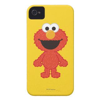 Style de laine d'Elmo Coque iPhone 4 Case-Mate