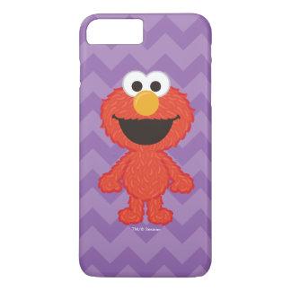 Style de laine d'Elmo Coque iPhone 8 Plus/7 Plus