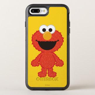 Style de laine d'Elmo Coque OtterBox Symmetry iPhone 8 Plus/7 Plus
