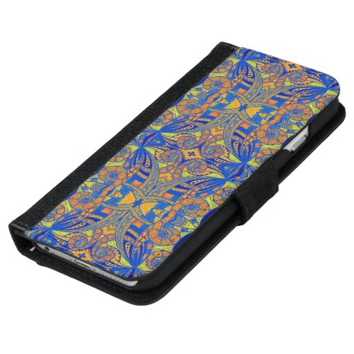 Style ethnique de l'iPhone 6 de caisse de