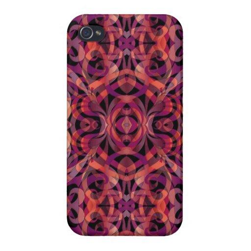 style ethnique intuitif de cas de l'iPhone 4 Coques iPhone 4/4S