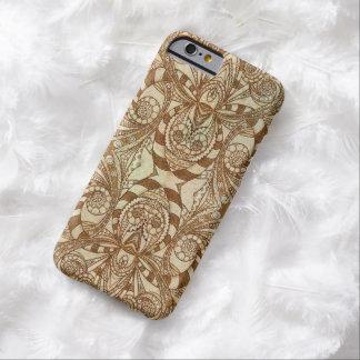 style ethnique mince de cas de l'iPhone 6 Coque Barely There iPhone 6