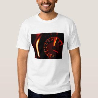 Style fait sur commande de vitesse des Etats-Unis T-shirt