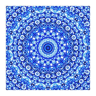 Style G403 de Mehndi de mandala de toile