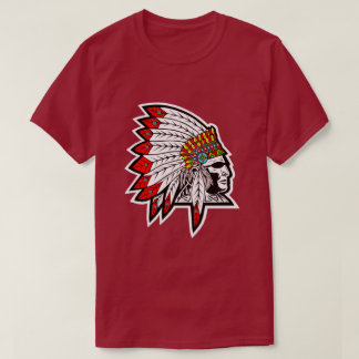 Style indigène moderne t-shirt