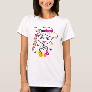 Style : T-shirt de graphique de l'habillement des