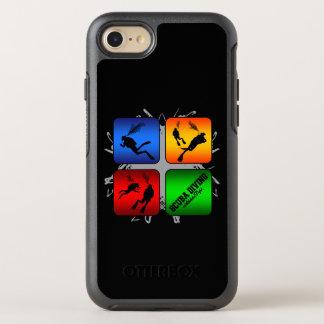 Style urbain de plongée à l'air extraordinaire coque otterbox symmetry pour iPhone 7