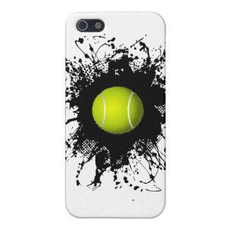 Style urbain de tennis coque iPhone 5