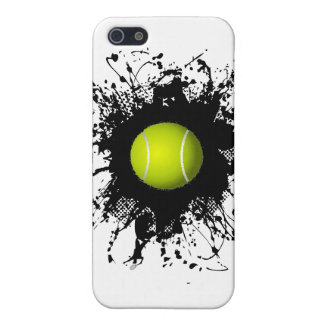 Style urbain de tennis iPhone 5 case