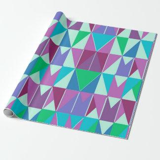 Stylisches papier de cadeau dans le look de papier cadeau