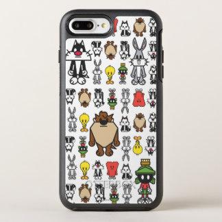 Stylisez Tweey et amis Coque Otterbox Symmetry Pour iPhone 7 Plus