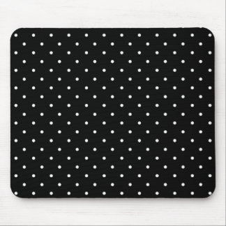 Stylish_Tradiononal-Decor- (c) Classic_Polka-Dots Tapis De Souris