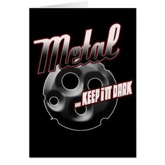 Substance de métaux lourds d autocollant de sweat cartes