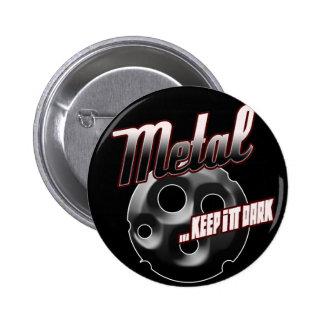 Substance de métaux lourds d'autocollant de sweat badge