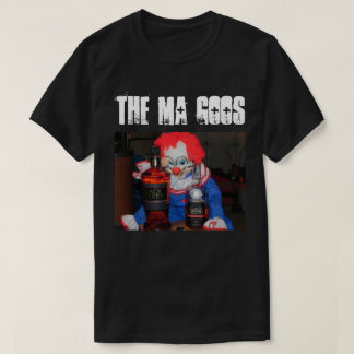 Substance gluante de mA de bingo-test T-shirt