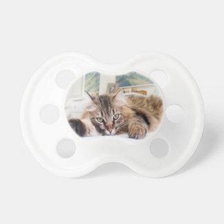 Sucette Cat Tétine Pour Bébé